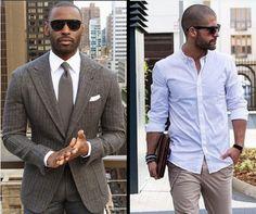 Biała męska koszula to ponadczasowy klasyk, który świetnie sprawdza się zarówno w wydaniu eleganckim jak i casualowym.
