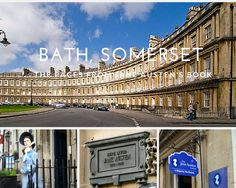 Discovering Jane Austen's Bath in Somerset