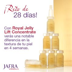 JAFRA's beauty is its support of independent beauty consultants and its commitment to creating powerful and innovative skincare, makeup and fragrance products. 28 Day Challenge, Royal Jelly, Beauty Consultant, Sun Care, Body Care, Makeup Tips, Serum, Improve Yourself, How To Apply
