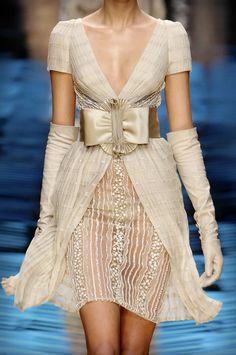 girlannachronism: Valentino spring 2008 couture details