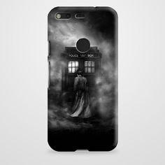 Tardis Doctor Who And Union Jack Cover Google Pixel Case   casefantasy