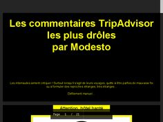 hébergement gratuit et illimité de fichiers - partage de diaporamas: pps reflexion: Les commentaires TripAdvisor les pl...