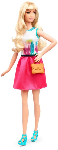 Barbie® Fashionistas™ 43 Lacey Blue Doll & Fashion - Tall