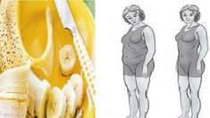 Morning Banana Diet: With This Breakfast Lose Weight 5 kg In 2 Weeks Without Hassle! Reduce Belly Fat, Lose Belly Fat, 2 Week Diet, Lose 5 Pounds, Water Weight, Post Pregnancy, How To Increase Energy, Diet And Nutrition, Weight Loss Tips