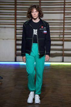 Gosha Rubchinskiy - Spring 2016 Menswear - Look 13 of 23