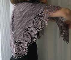 knittingma's Haruni by Emily Ross  I think I'm the only person who hasn't knit this. Yet!