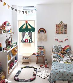New baby twins room decor children Ideas Nursery Room, Room Decor Bedroom, Kids Bedroom, Bedroom Ideas, Room Boys, Nursery Ideas, Baby Girl Room Decor, Baby Boy Rooms, Baby Decor
