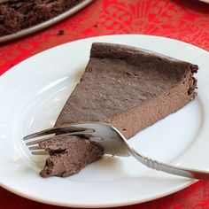 Mix it Up: Chocolate Greek Yogurt Cheesecake