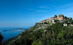 La Chevre d'Or  At the heart of Eze between Nice and Monaco