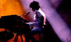 Purple rain tour, Atlanta 1985