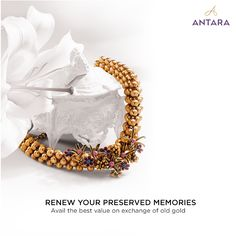 Step in to experience the most classy jewellery designs in our top jewellery stores across Mumbai. We craft our jewellery with great attention to detail for an impeccable perfection. India Jewelry, Gold Jewellery, Bridal Jewelry, Antara, Antique Gold, Jewelry Design, Jewels, Antiques, Diamond
