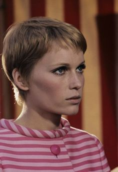 "Mia Farrow ""A Dandy in Aspic"""