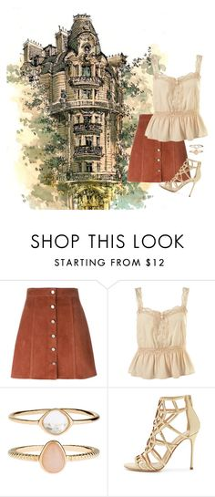 """""""Victorian"""" by hellokitty522 ❤ liked on Polyvore featuring Theory, Accessorize and Sergio Rossi"""