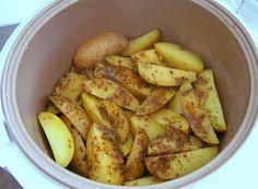 rapide - peu salissant - sans surveillance ! Pommes de terre au cuiseur à riz (rice cooker)