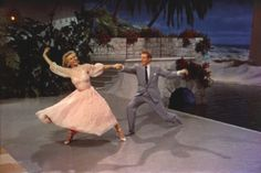I would drive my family nuts by obsessing over Vera-Ellen's shoes every December.