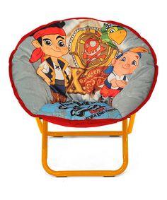 Bon Jake U0026 The Never Land Pirates Saucer Chair #zulily #zulilyfinds