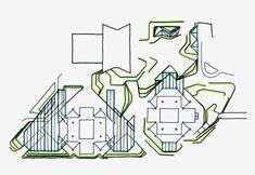 richard rogers stirk harbour partners RSHP atrio development bogota columbia designboom
