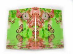 Яркая красочная обложка на паспорт весенний подарок - Каталог рукоділля #55317