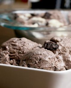Cookies 'N' Cream Ice Cream