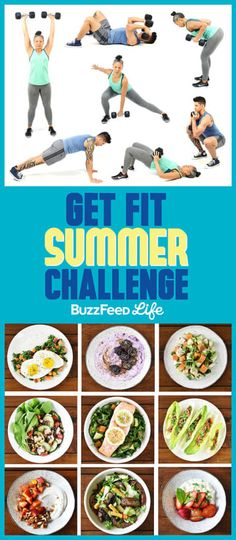 This Is The Only Summer Workout Plan You Need