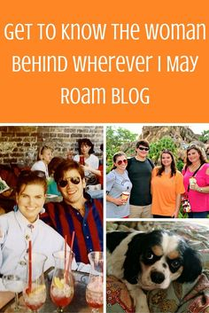 Getting to know the face behind Wherever I May Roam Blog. Hello! ;):