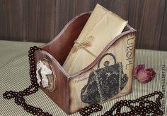 """Короб для хранения """"Style"""" - короб для хранения,короб для писем,Короб для мелочей"""