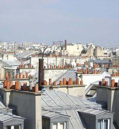 Sous les toits de Paris - Cosmopolitan.fr