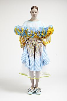 Joyce Wong — BA (Hons) Fashion Design Technology: Womenswear