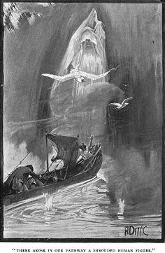 From Edgar Allan Poe's Arthur Gordon Pym.