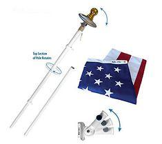 annin flag pole