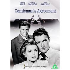 http://ift.tt/2dNUwca | Gentleman's Agreement DVD | #Movies #film #trailers #blu-ray #dvd #tv #Comedy #Action #Adventure #Classics online movies watch movies  tv shows Science Fiction Kids & Family Mystery Thrillers #Romance film review movie reviews movies reviews