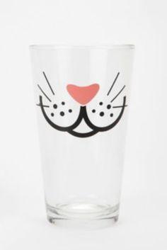 Cat glass -adorbz!