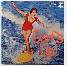 V.A. 7-Single Surfs Up EP The Original Surfaris Beat