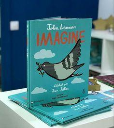 John Lennon, Bookends, Home Decor, Classroom, Libros, Storytelling, Decoration Home, Room Decor, Home Interior Design