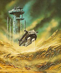 Eddie Jones - The Infinite Cage, 1976.
