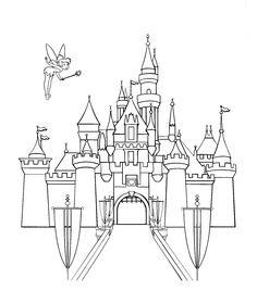 disney kasteel roem tekenen se3 disney tekenen
