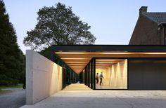 ARC15 Architectuur nominatie: Ontmoetingscentrum Moorsel door DE KORT VAN SCHAIK VAN NOTEN - alle projecten - projecten - de Architect