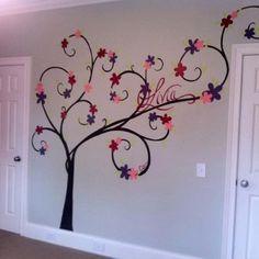 K.Cato design Cute bedroom decor child/teen