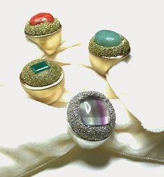 annaNì: annaNì bijoux anelli di Natale!!!