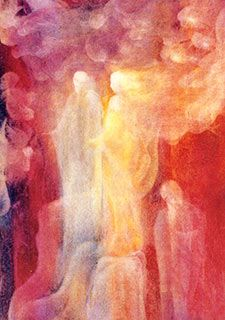 Proper Conduct of a Group & on Anthroposophical Lecturing- Rudolf Steiner Lazure Painting, Seraph Angel, Angel Images, Spirited Art, Angels Among Us, Angel Art, Beautiful Paintings, Painting Inspiration, Art Images