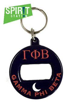Gamma Phi Beta Bev Key