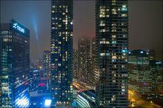 Downtown Toronto, near ACC.