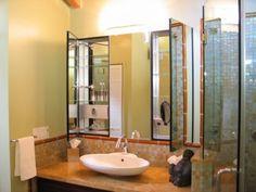 Robern Medicine Cabinet Mirrors.