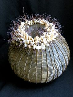 Contemporary Basketry✋✋More Pins Like This At FOSTERGINGER @ Pinterest☝✋