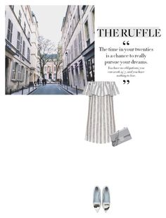 """""""Untitled #415"""" by duoduo800800 ❤ liked on Polyvore featuring Sea, New York, Chiara Ferragni, MICHAEL Michael Kors, Barneys New York and ruffles"""