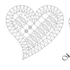Albums archivés Bobbin Lace Patterns, Sewing Patterns, Crochet Patterns, Lace Heart, Lace Jewelry, Needle Lace, Lace Making, Irish Crochet, Happy Valentines Day