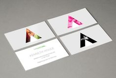 kenneth houge business cards