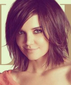 Short Wavy Hair bob haie