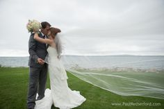 bride groom wedding photo Petoskey Michigan Wedding Photography Perry Hotel | Anna and Andy photo