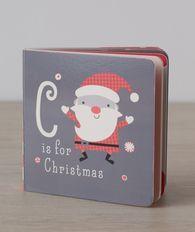 ABC Christmas Book